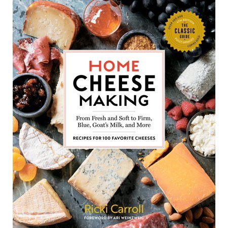 Home Cheese Making, 4th Edition - Paperback