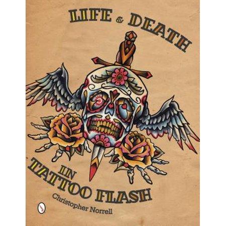 Life & Death in Tattoo Flash