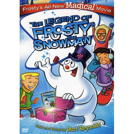 The Legend of Frosty the Snowman (DVD) (Name Of The Boy In The Snowman)