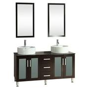 Kokols 9130 60 in. Double Sink Bathroom Vanity