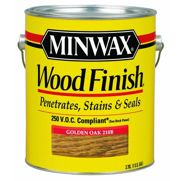 Minwax VOC Compliant Wood Finish Interior Stain