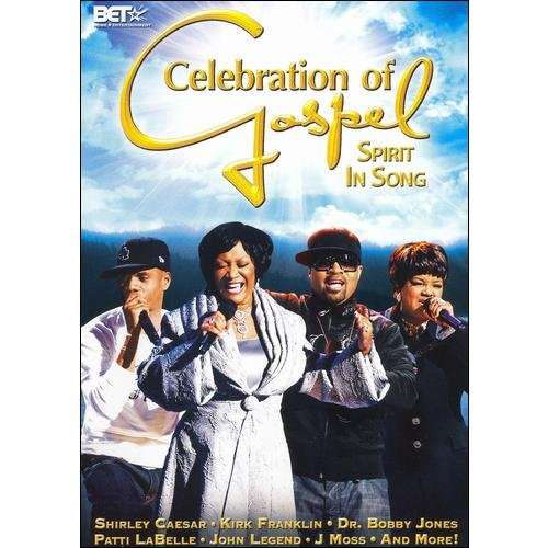 Celebration Of Gospel: Spirit In Song (Full Frame)