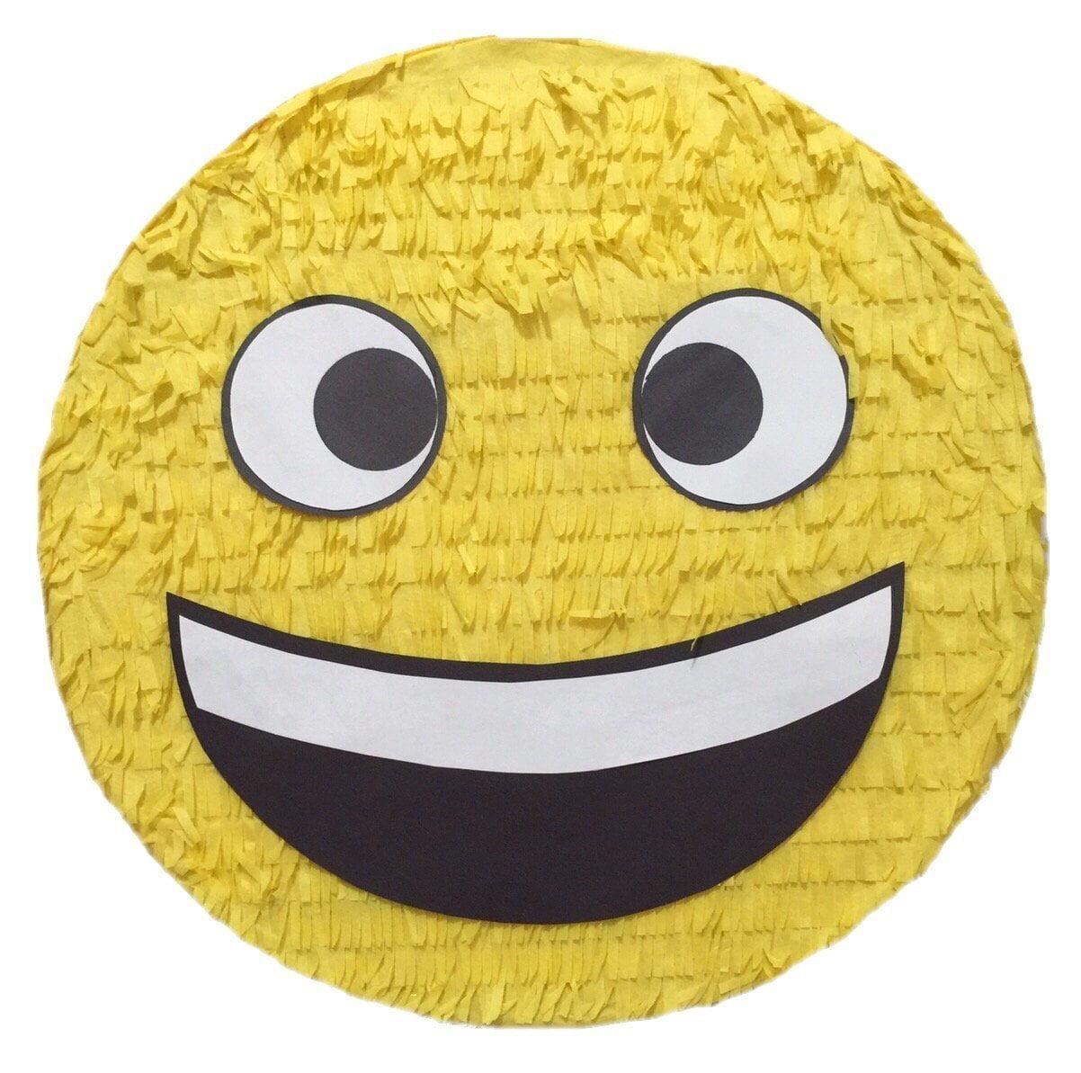 Happy Emoticon Pinata