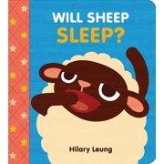 Will Sheep Sleep (Board Book)
