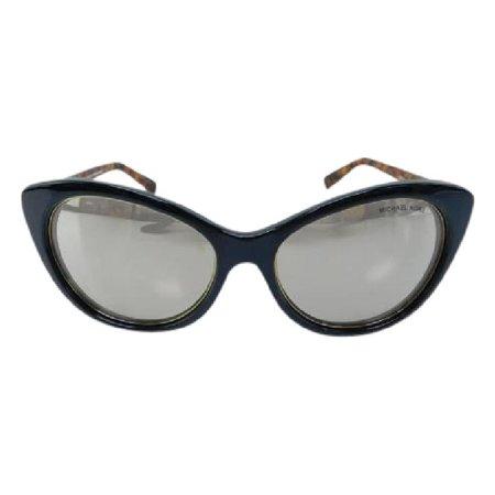 New Michael Kors MK 2014 30655A Black Plastic Sunglasses (Ladies Sunglasses 2014)