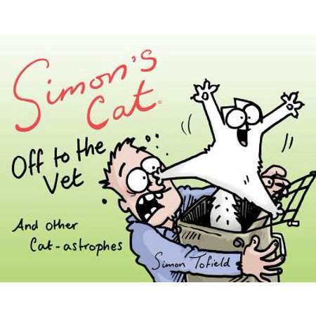 Simons Cat Off To The Vet