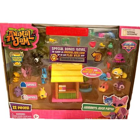 Animal Jam Jammers Juice Party Playset
