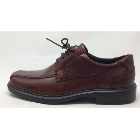 Rust Color Leather (ECCO Mens Helsinki Oxford Dress Shoe Rust Leather 40 EU / 6-6.5 US)