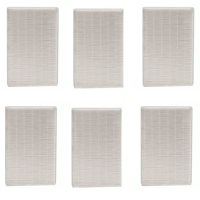 Repl Honeywell HPA-090, HPA-100, HPA200, HPA300 Air Filters 6 Pack