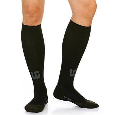 Dr Anison Cushion Compression Socks For Women And Men Athletic Running Socks For Nurses Medical Graduated Nursing Compression Socks For Travel Sports Thanksgiving Merry Christmas Gift