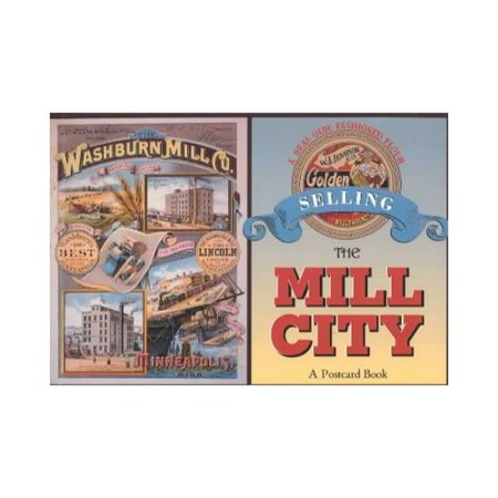 Selling the Mill City : A Postcard Book