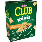 Kellogg's Club Minis Crackers, Multigrain, Multi-Grain, 11 Oz