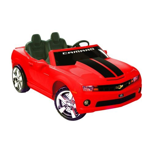 NPL Chevrolet Camaro Battery Powered Riding Toy