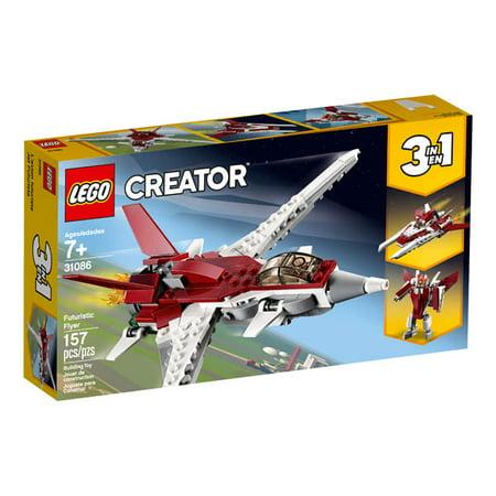 LEGO Creator Futuristic Flyer (31086)