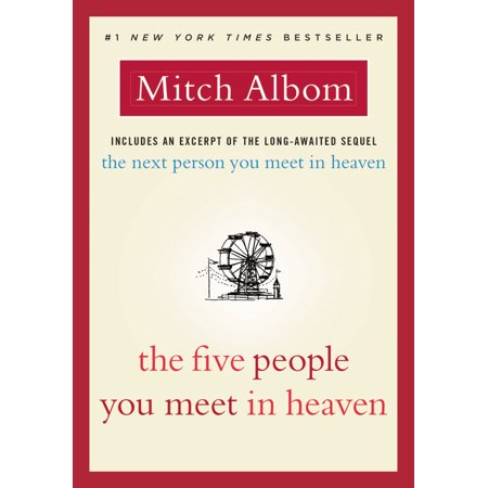 The Five People You Meet in Heaven (We The People Used)