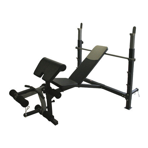 Amber Sporting Goods Weight Training Adjustable Olympic Bench