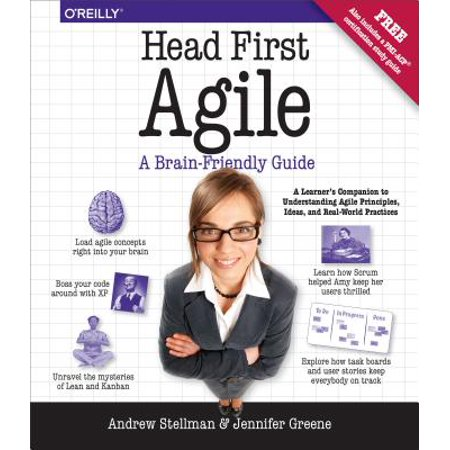 Head First Agile : A Brain-Friendly Guide to Agile Principles, Ideas, and Real-World Practices - First Grade Halloween Center Ideas