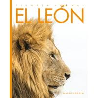 Planeta Animal: El León (Hardcover)