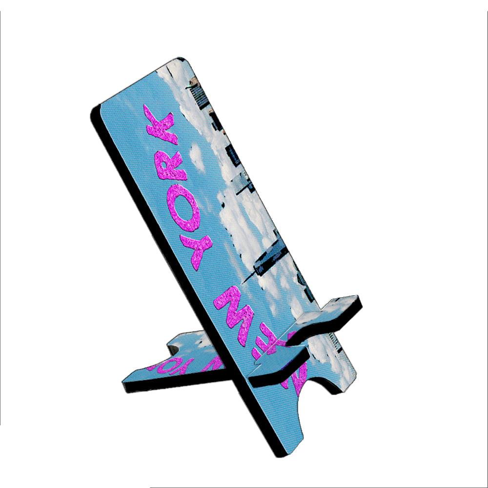 New York Manhattan_1 - KuzmarK Folding Stand fits iPad Mini iPhone Samsung Galaxy