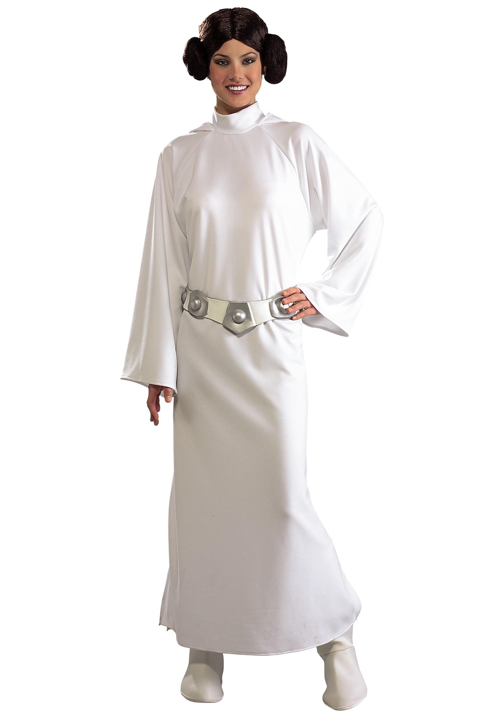 Women S Princess Leia Costume Walmart Com Walmart Com