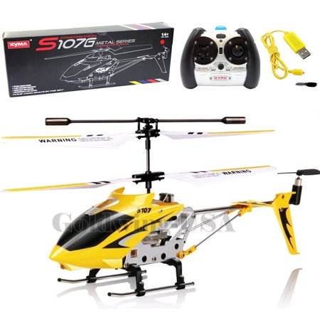 Syma S107 S107g Phantom 3Ch 3 5 Channel Mini Rc Helicopter With Gyro