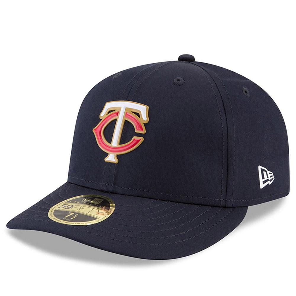 Minnesota Twins New Era 2018 On-Field Prolight Batting Practice Low Profile 59FIFTY Fitted Hat - Navy