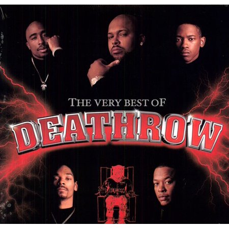 Very Best Of Death Row / Various (Vinyl)