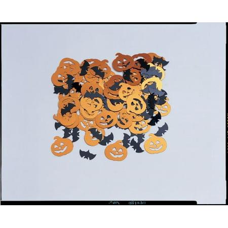 Access Bats & Pumpkins Confetti, 1 Ct - Confetti Decorati Halloween