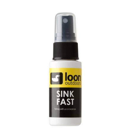 Loon Outdoors Sink Fast Sinking Fly Fishing Line Cleaner Protectant