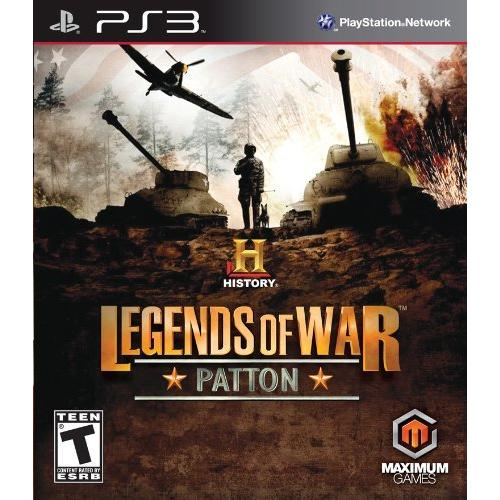 Maximum Family Games History Legends Of War: Patton