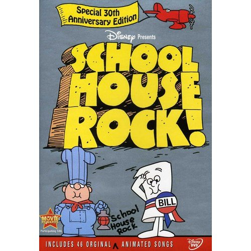 Schoolhouse Rock!: Special 30th Anniversary Edition (ANNIVERSARY) by DISNEY/BUENA VISTA HOME VIDEO