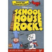 Schoolhouse Rock!: Special 30th Anniversary Edition (ANNIVERSARY) by DISNEY/BUENA VISTA HOME VIDEO