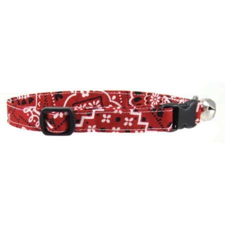 Red Bandana Cat Collar Walmart Com
