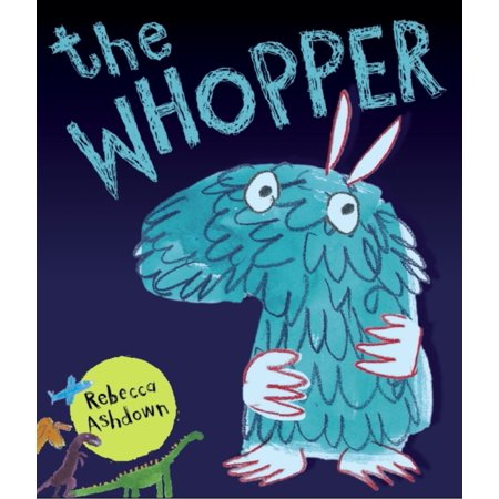 The Whopper (Paperback) - A.1. Halloween Whopper