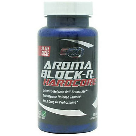 Image of All American Aroma Block-R Hardcore, 30 CT