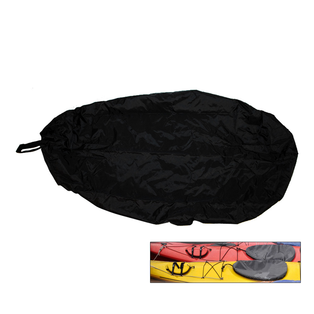 Attwood 117755 Black Kayak Cockpit Universal Fit Cover by Generic