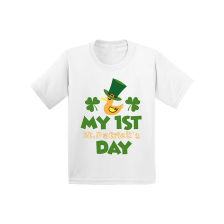 Awkward Styles Baby's First St. Patrick's Day Infant Shirt Cute St. Patrick's Day Tshirt for Baby Girl Baby Boys St. Patrick's Day Outfit Saint Patrick Shirt Irisih Gifts for Baby Irish Shirt for Kids](Cute Girl St Patricks Day Outfits)