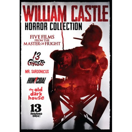 William Castle Horror Collection (DVD)