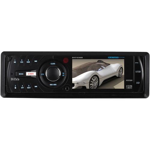 Boss Audio BV7338B Bluetooth In-Dash DVD Receiver