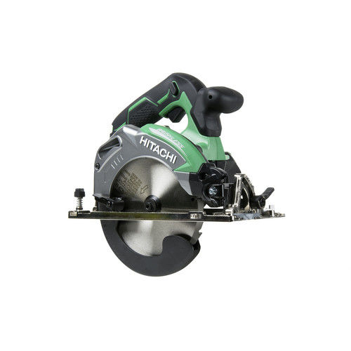 Hitachi C18DBALP4 18V Cordless Brushless Lithium Ion 6-1/2 in. Deep Cut Circular Saw (Tool Only, No Battery)