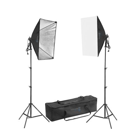 2831 LED Photography Light Set and Digital Video Continuous Light Kit 16 Watt LED