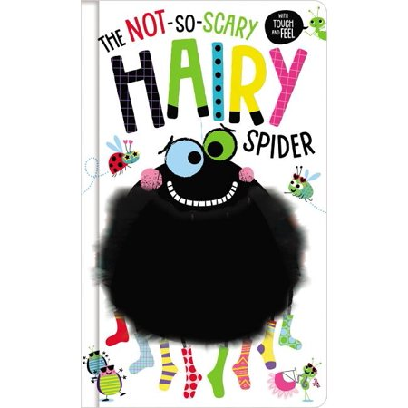 Not So Scary Halloween 2019 Times (The Not So Scary Hairy Spider)