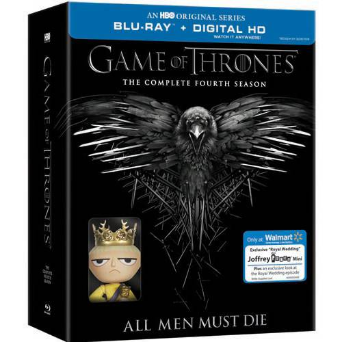Game Of Thrones  The Complete Fourth Season  Walmart Exclusive   Blu Ray   Digital Hd   Widescreen