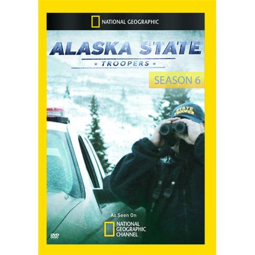 Alaska State Troopers Season 6 DVD-9