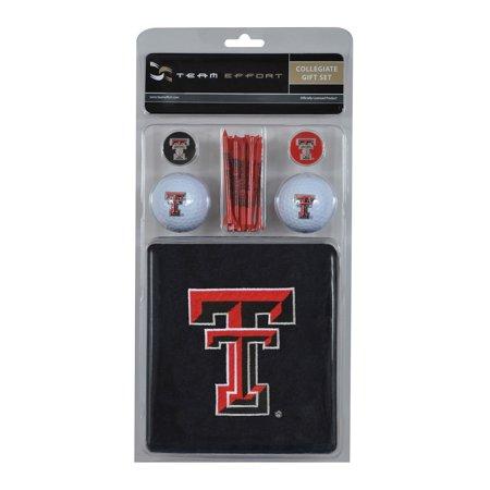 Texas Golf Gift (Team Effort Texas Tech Red Raiders Golf Gift)