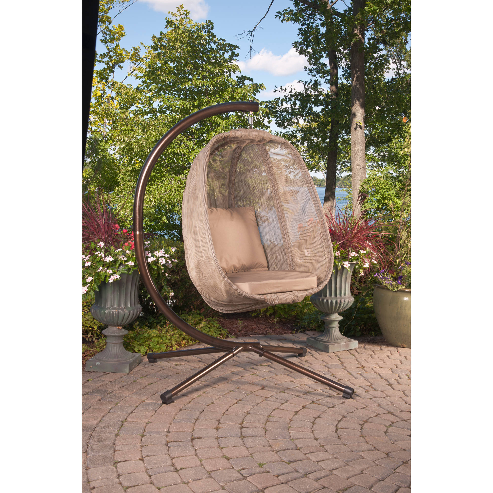 Flowerhouse Hanging Egg Chair