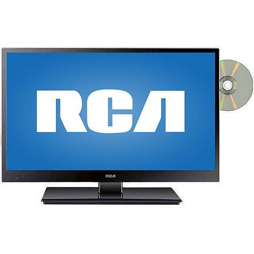"RCA 22"" TV/DVD Combo - HDTV 1080p - 16:9 - 1920 x 1080 - ..."