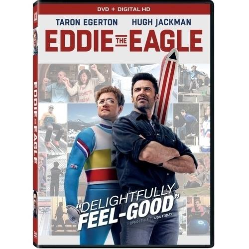 Eddie Eagle (DVD + Digital Copy) (With INSTAWATCH)