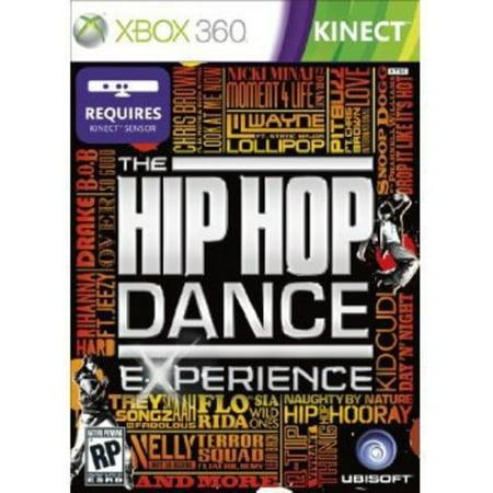 The Hip Hop Dance Experience (Xbox 360 (Xbox 360 Gameshark)