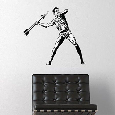 Olympic Threat Banksy Wall Decal Wall Sticker Vinyl Wall Art Wall Appl